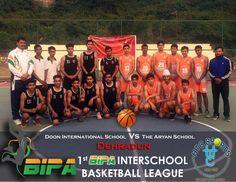 Doon International School  Vs  The Aryan School