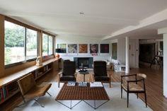 Em SP, arquiteto vive em casa 'que ninguém queria' projetada por Artigas - BOL Fotos - BOL Fotos
