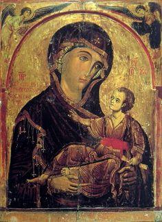 Богородица Алтарница