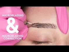 Microblading Procedure and Details - YouTube