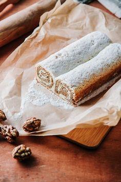 Bosnian Recipes, Croatian Recipes, Baking Recipes, Cake Recipes, Dessert Recipes, Desserts, Strudel Recipes, Sweet Cakes, Garlic Bread