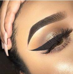 #Make-up #Augen Make-up