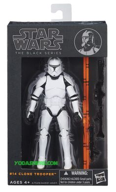 Star Wars Black Series Clone Trooper Sergeant UK seller New and in stock