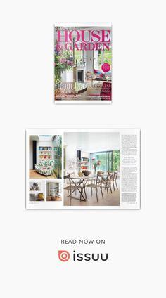 House and Garden Home And Garden, Colour, House, Furniture, Home Decor, Color, Decoration Home, Room Decor, Haus