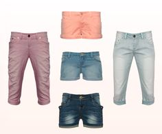 Sommer Jeans LOVE!  @Gail Regan Truax://www.mycolloseum.com/kollektion/Jeans