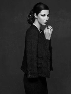 1000+ images about Chanel : The Little Black Jacket on ...