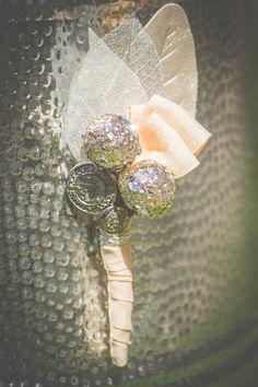 Men's Vintage Unique Buttonhole CUSTOME MADE. by MeadowMenagerie