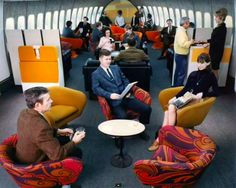 Traveling in a Boeing 747 – These Are Why It Was More Comfortable to Fly in the '70s Than Now