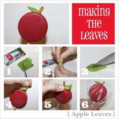 oreo apple pops