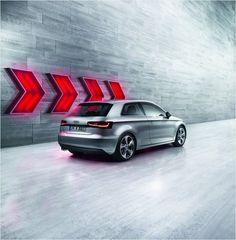 Vorsprung durch Technik #Audi #A3 Audi A3 Sportback, Audi Website, Cars Motorcycles, Automobile, Rockets, Vehicles, Innovation, Model, Style