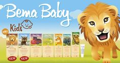 Due nuovi prodotti studiati dai nostri laboratori per la cura del bambino!