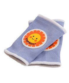This Periwinkle My Sunshine Kneekers Knee Pads is perfect! #zulilyfinds