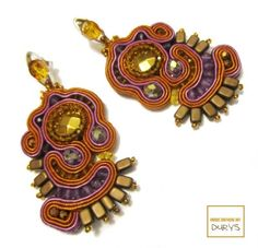 orecchini ETRURIA by Maria Durys