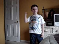 Brennen`s Yes Dance. I hope I have a child as fabulous as this one day. Absolutely love the yes dance!!