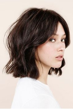 """The Coolest Haircuts From Around The World #refinery29  http://www.refinery29.com/hair-trends-paris-tokyo-london#slide-11  George Northwood Salon, LondonThe Cut: The """"bob #2,"""" a.k.a. The Alexa ChungBest For: Most hair typesAs the name implies, this bob is the proto-Alexa Chung style. It's a classic choppy bob that's been popular for a while in London, accord..."""