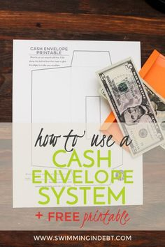 How to use a cash envelope system