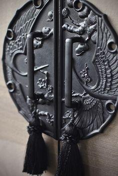 asianstyle doorknop