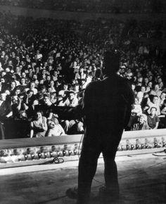 Elvis   Municipal Auditorium - Amarillo, TX April 13, 1956