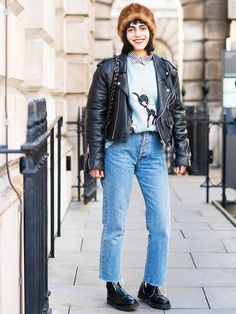 What London Girls Are REALLY Wearing Right Now via @WhoWhatWearUK