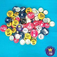 Botons personalizados da @soulcafesp 😍😘🍵 Personalize Botons para brindes, divulgação de idéias ou revenda acesse o site www.snbotons.com.br ou nos mande Whats 11-98221-3771 📲  #SNBotons #botons #bottonspersonalizados #bottons #badges #pins #geek #cooffee #cafe #soulcafesp #brindes #lembrancinhaspersonalizadas #revenda #lembracinha #nerd #otaku