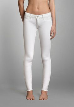 A&F Jeggings. Love mine!! Mine are from Walmart and spandexy and ...