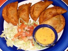 Mexican empanadas
