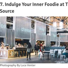 The Source: artisan food market Denver