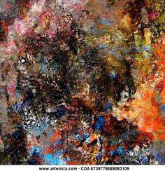 "Francisco Cuéllar Sánchez ""Cusan"". Pintura digital ""calor intenso"""