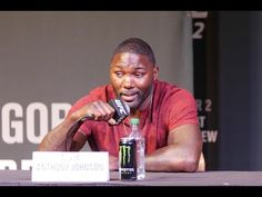 Anthony Johnson and Glover Teixeira keeping focus on upcoming bout, but know title fight is looming