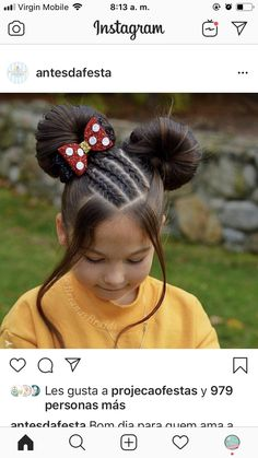 This easy hairstyles for school are stunning. This easy hairstyles for school are stunning. Lil Girl Hairstyles, Disney Hairstyles, Cute Kids Hairstyles, Birthday Hairstyles, Easy Hairstyles, Children's Hairstyle, Teenage Hairstyles, Princess Hairstyles, Pixie Hairstyles