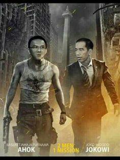 Ahok n Jokowi