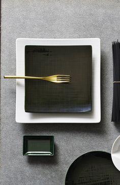 Sambonet Bamboo 24-delige bestekset - goud?   Woldring Bose, Bamboo