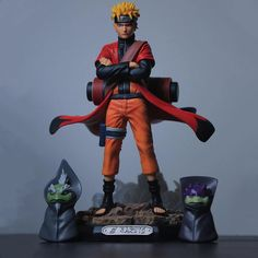 Naruto Uzumaki Sage Mode Figurine