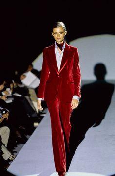 Gucci Fall 1996 Ready-to-Wear Fashion Show - Kate Moss