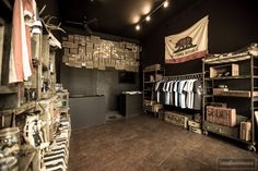 THE HUNDREDS BY THE SEVENTH LETTER :: POP-UP SHOP | The Hundreds