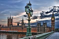 HDR Photografy - London, England