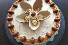 Kinderschokolade-Torte 1
