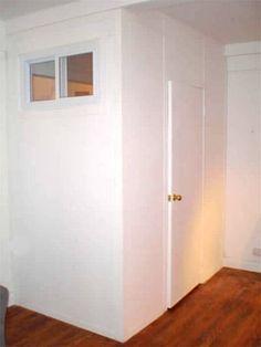 1 wall 2 rooms temporary walls
