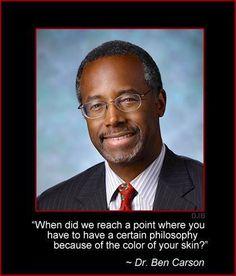 Dr. Ben Carson - brilliant