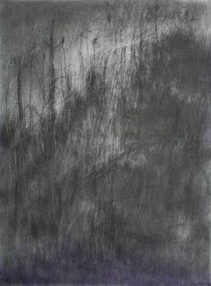 "Saatchi Art Artist FRANCOIS RÉAU; Drawing, ""Penumbra, purple - 2013"" #art"