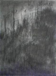 "Saatchi Art Artist FRANCOIS RÉAU; Drawing, ""Penumbra, purple - 2013"" #art"
