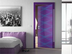 Sensunels by Karim Rashid for DI.BI. - Doors that protect, doors that seduce.