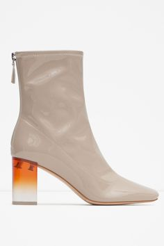 23 Amazing Heels To Start Fall Off On The Right Foot #refinery29  http://www.refinery29.com/best-fall-heels-2015#slide-20  Crystal clear. ...