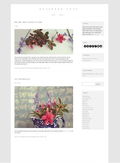 'Like Blogger' Free WordPress Twenty Twelve Child Theme
