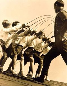#fencing    1938