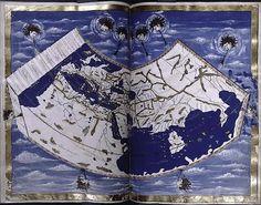 Mapa de Germanus, siglo XV