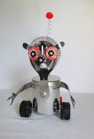 Image result for junk robot