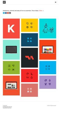 keen-wordpress-theme