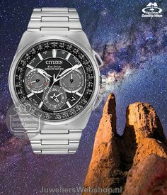 a3a0b343b51c Citizen CC9008-84E horloge Eco Drive Satellite Wave F900 Titanium
