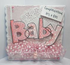 Crafty Urchins: Woodware Baby